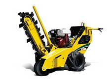 Trencher rentals in Flathead and Lake Counties