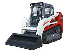 Skid steer rentals in Flathead and Lake Counties