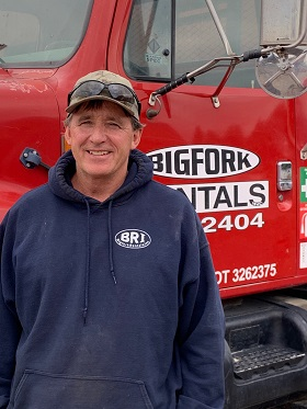 Yard Manager at Bigfork Rentals, Inc.