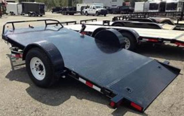 Where to find SMALL TRAILER in Bigfork