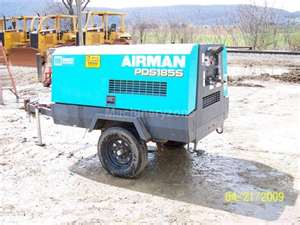 Where to find AIR COMPRESSOR DIESEL 185 CFM in Bigfork