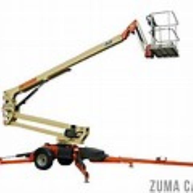 Where to find TOWABLE 50    JLG   MAN LIFT  T500J in Bigfork