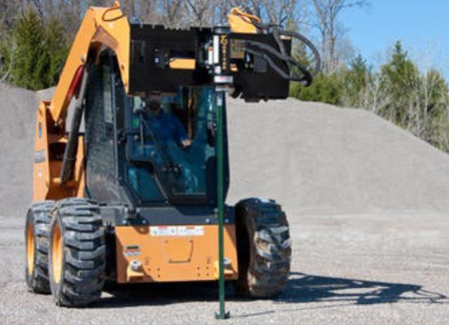 T POST POUNDER W/O SKIDSTEER Rentals Bigfork MT, Where to