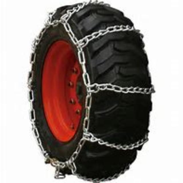 Where to find SKIDSTEER TIRE CHAINS  PAIR in Bigfork