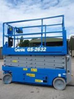 Rental store for 26  ELECTRIC SLAB SCISSOR LIFT in Bigfork MT