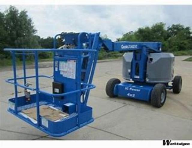 Where to find Z 34 22 IC 4X2 ARTICULATING MANLIFT in Bigfork