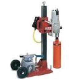 Rental store for CONCRETE CORE DRILL  WITH VACCUM PUMP in Bigfork MT