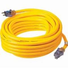 Rental store for 50  HEAVY-DUTY EXTENSION CORD 12 3 in Bigfork MT
