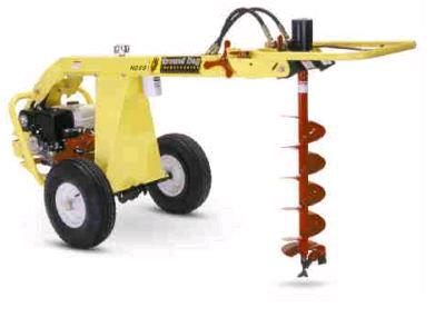 Where to find GROUND-HOG AUGER W 1 BIT in Bigfork