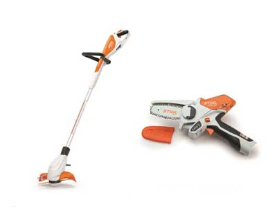 Rent Stihl Battery Powered Equipment Sales